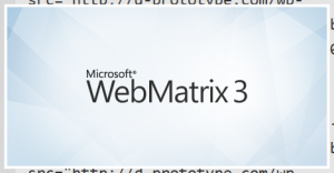 Run_webmatrix_2