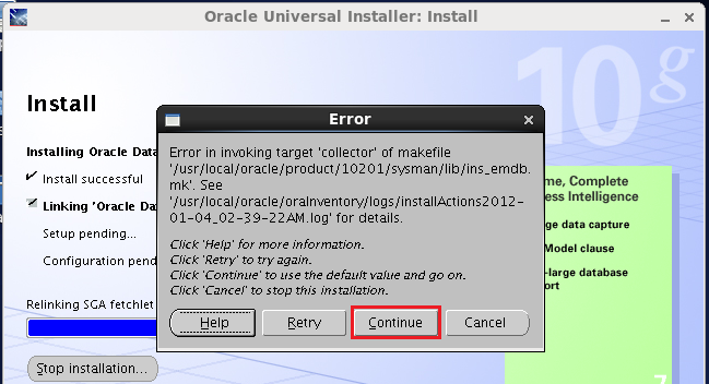 oracle_error_collector